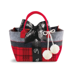 Cozy Holiday Treats Tote
