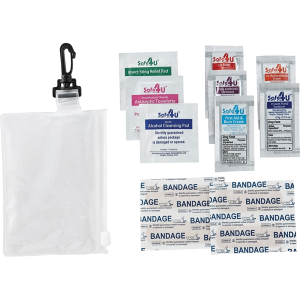 On The Go 12-Piece First Aid Pack